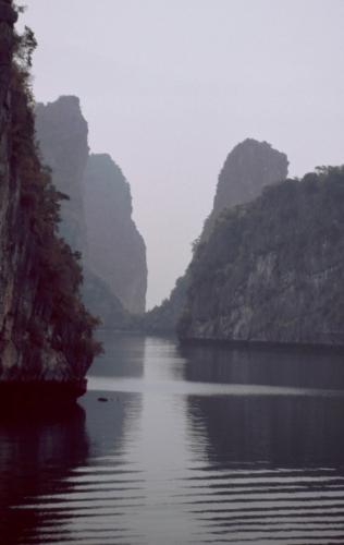 Vietnam - Baie d' Halong 066
