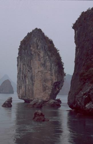 Vietnam - Baie d' Halong 076