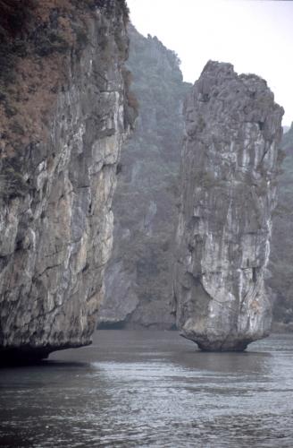 Vietnam - Baie d' Halong 079