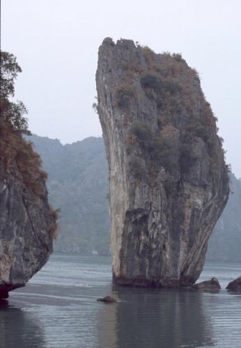 Vietnam - Baie d' Halong 084