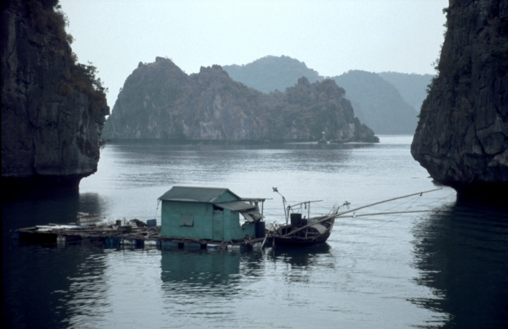 Vietnam - Baie d' Halong 085
