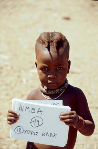 Namibia - Himba 001