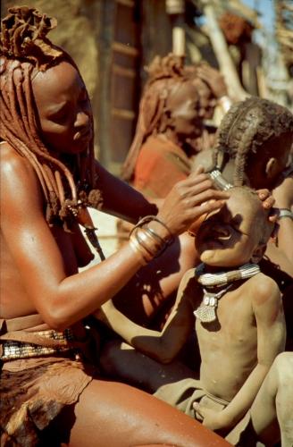 Namibia - Himba 010