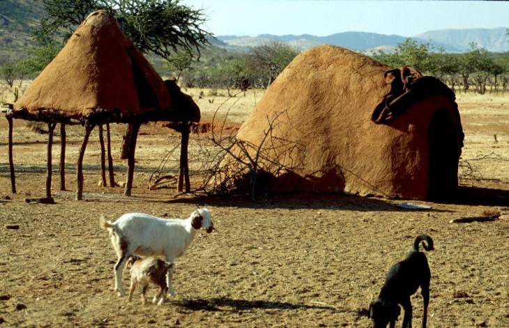 Namibia - Himba 011