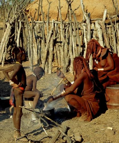 Namibia - Himba 014