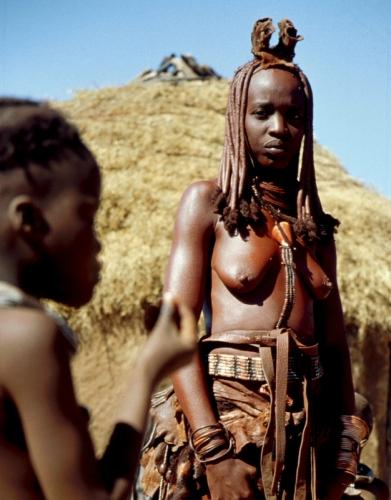 Namibia - Himba 026