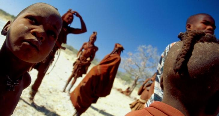 Namibia - Himba 003