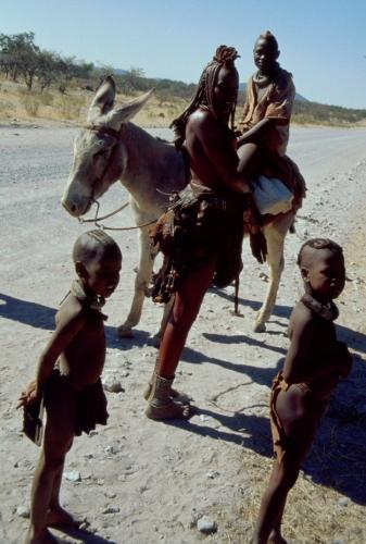 Namibia - Himba 005