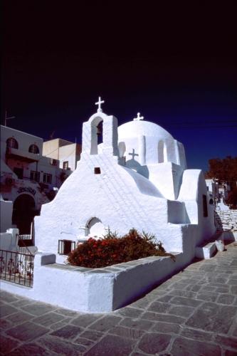 Greece - Ios 018 - Chora