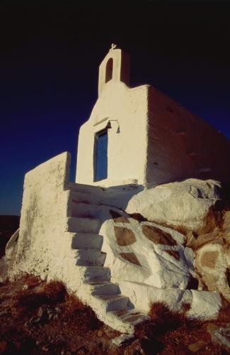 Greece - Ios 033 - Chora