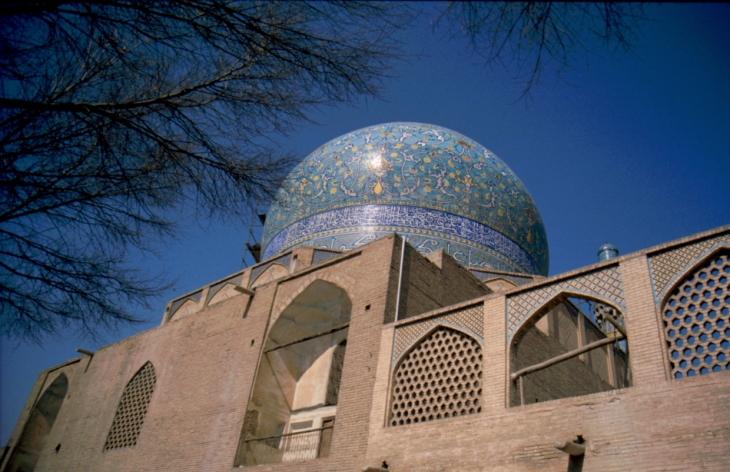 Iran - Esfahan 01