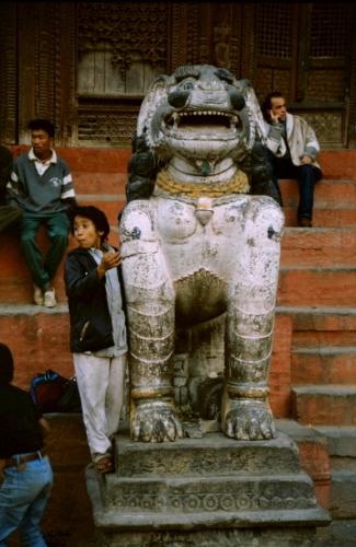 Nepal - Kathmandu 12