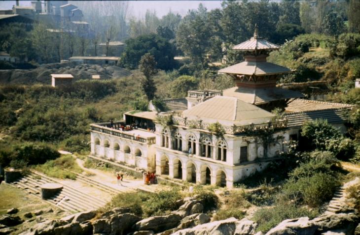 Nepal - Kathmandu Valley 17 - Chobar
