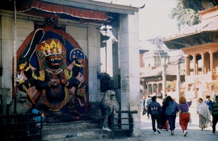 Nepal - Kathmandu 19