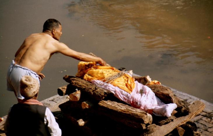 Nepal - Pashupatinath 19