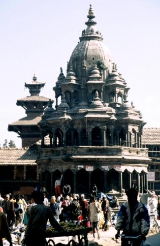 Nepal - Kathmandu Valley 19 - Patan