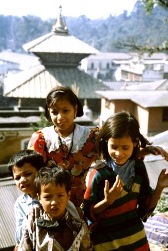 Nepal - Pashupatinath 01