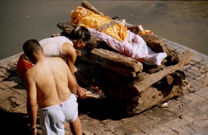 Nepal - Pashupatinath 20