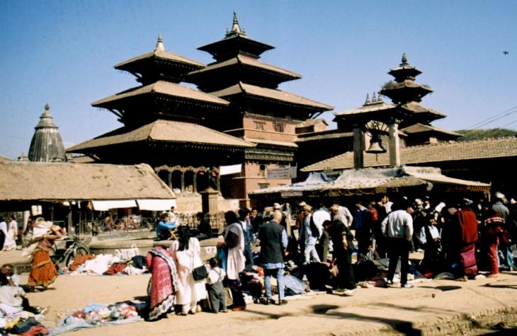 Nepal - Kathmandu Valley 21 - Patan