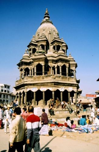 Nepal - Kathmandu Valley 22 - Patan