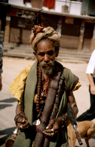 Nepal - Bodnath 02