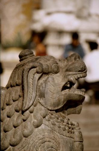 Nepal - Kathmandu 62 - Swayambhunath