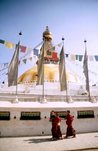 Nepal - Bodnath 07