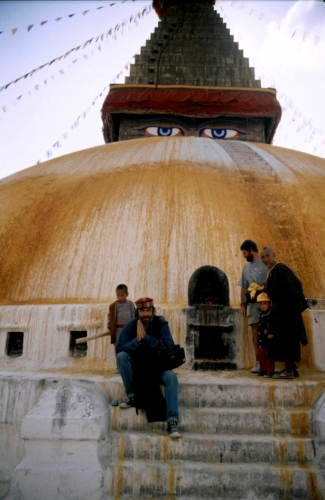 Nepal - Bodnath 08