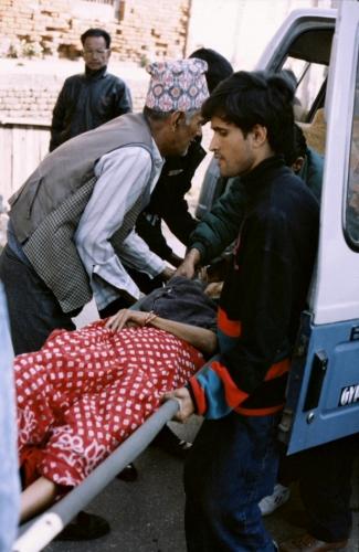 Nepal - Pashupatinath 09
