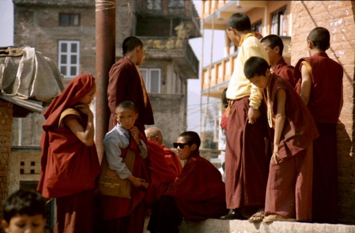 Nepal - Bodnath 09