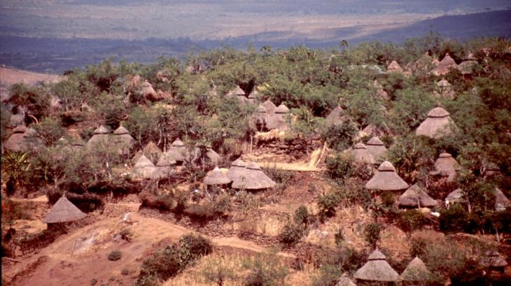 Ethiopia - South 096 - Konso