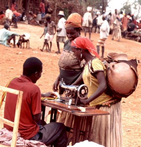 Ethiopia - South 114 - Konso