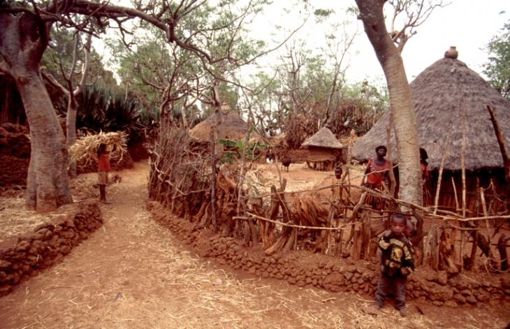 Ethiopia - South 116 - Konso