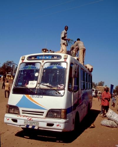 Ethiopia - South 127 - Key Afar