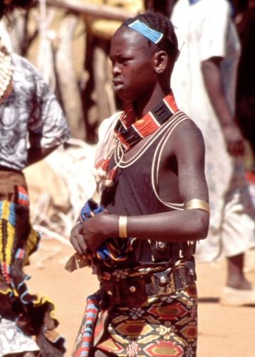 Ethiopia - South 140 - Key Afar