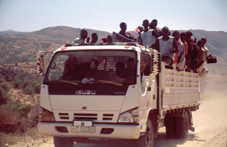 Ethiopia - South 150 - Key Afar
