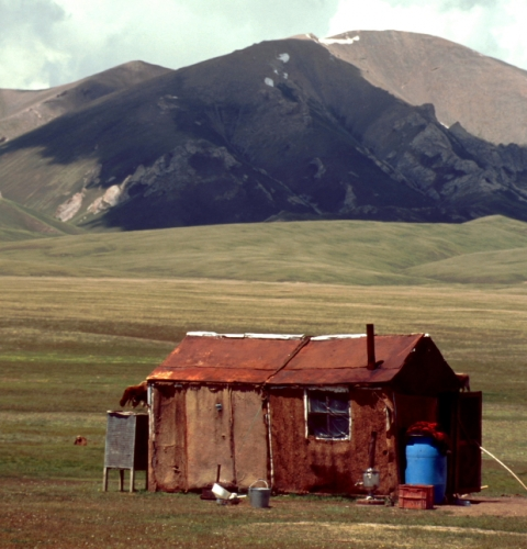 Kyrghystan - Son Kol 66