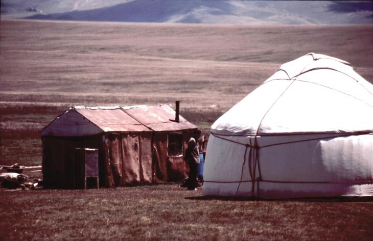Kyrghystan - Son Kol 71