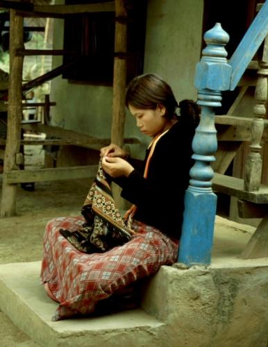 Laos - Pak Ou 11