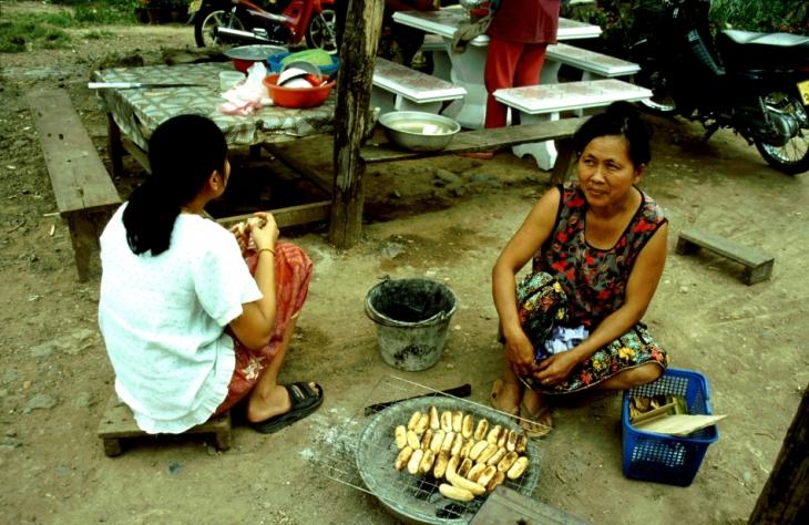 Laos - Pak Ou 14