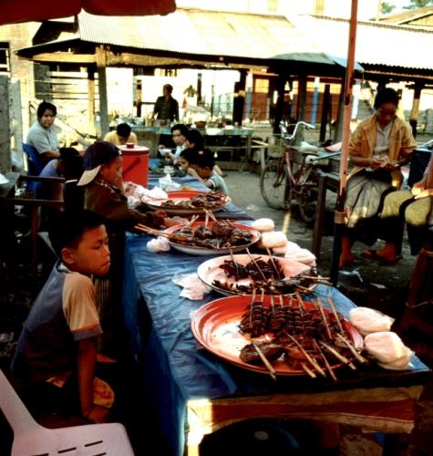 Laos - Muang Sing 16