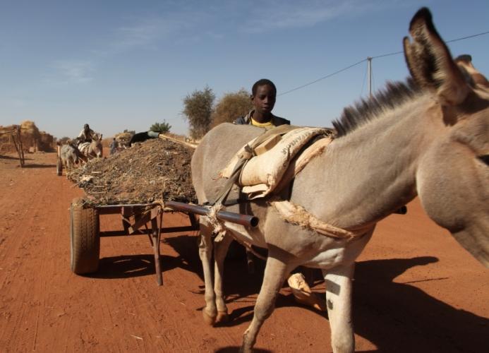 Mali - Trip on Niger river 002