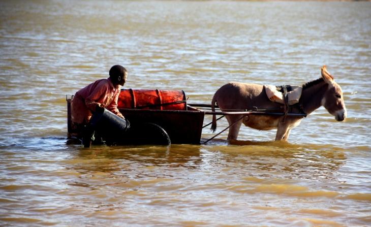 Mali - Trip on Niger river 013