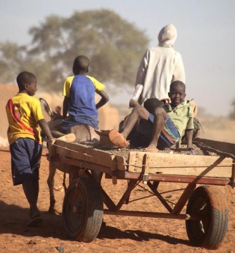 Mali - Trip on Niger river 026