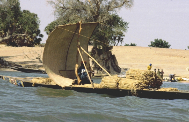 Mali - Trip on Niger river 029