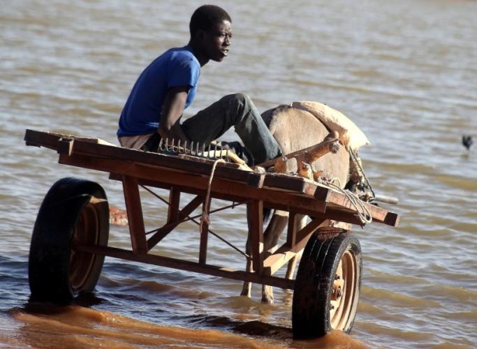 Mali - Trip on Niger river 045