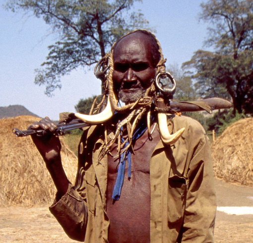 Ethiopia - South 064 - Mursi tribe
