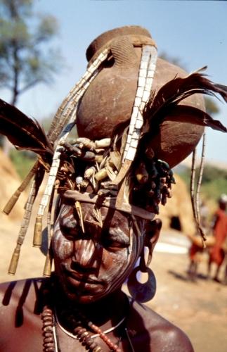 Ethiopia - South 068 - Mursi tribe