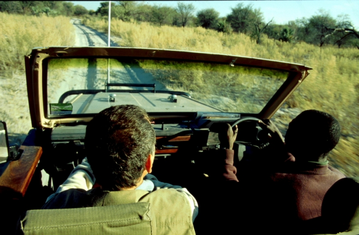 Botswana - Okavango Delta 010