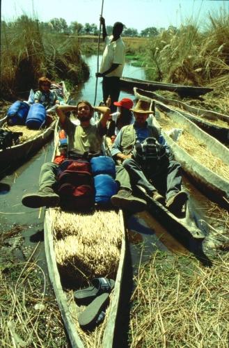 Botswana - Okavango Delta 012